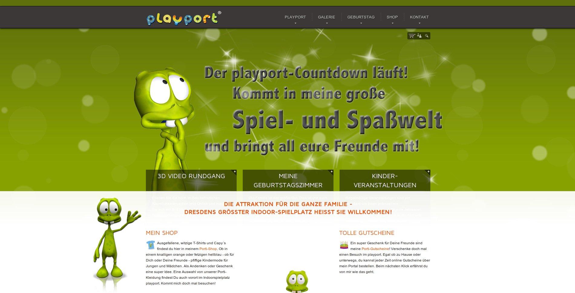 playport Dresden - Webair24